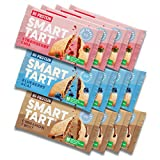 Smart Tart Protein Toaster Pastries | 8g Protein Breakfast Snack | Low Net Carb Low Sugar Baked Pastry | All Natural No Artificial Flavors | Variety Pack, 12 Count Box