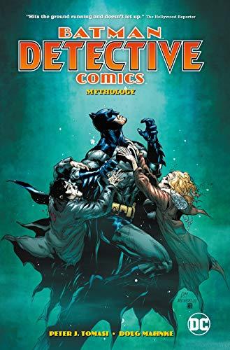 detective comics 1 - 4