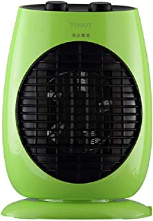 Xb Calefactor eléctrico con termostato Ajustable Eléctrico Portátil Aire Caliente Termoventiladores de Ventilador Calentador para Hogar y Oficina Protección del Sobrecalentamiento