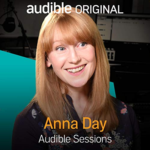 Anna Day audiobook cover art