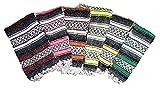 Earth Ragz Unisex Mexican Blanket, Adult, Asst, OS