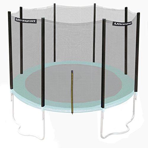 Ultrasport Sicherheitsnetz für Gartentrampolin Modell ab 2014 Wave, 430 cm