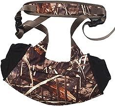 AMOMO Unisex Fleece Hand Muff Pak Warmer for Hunting Outdoor Camouflage Thinsulate Insulation