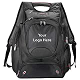 Elleven TSA 17' Computer Backpack - 6 Quantity - $72.00 Each - Promotional Product/Bulk/Branded with Your Logo/Customized