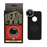 DEATH LENS(デスレンズ) 魚眼レンズ付き iPhoneケース FISHEYE LENS DL 106  iPhone SE/5s/5