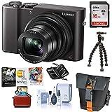 Panasonic LUMIX ZS100 4K Digital Camera, 20.1 Megapixel 1-Inch Sensor,...