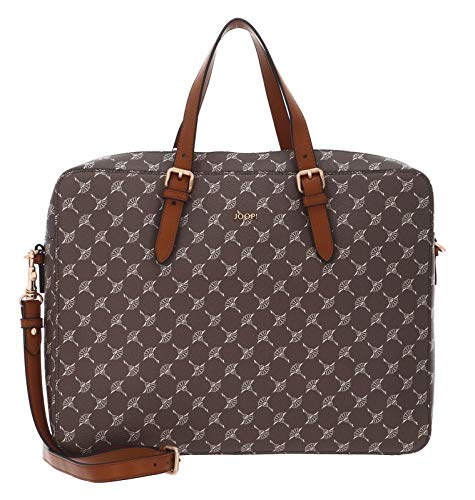 Joop! Damen Nanni case/Brief Bag, mud, 39x30x10