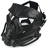 IndependentThose Airsoft Mask Full Face...