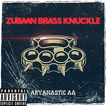 ZUBAAN BRASS KNUCKLE