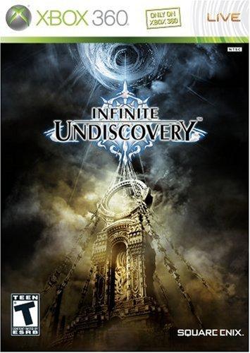 Infinite Undiscovery - Xbox 360 [video game]