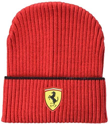 PUMA Scuderia Ferrari Race - Gorro Rosso Corsa Talla única