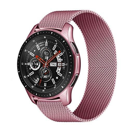 Correa de bucle de 20 mm 22 mm para Samsung Galaxy watch 3 45 mm 41 mm / gts / bip pulsera Huawei GT2e band