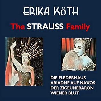 Erika Köth · The Strauss Family