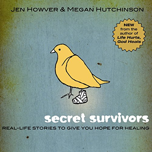 Secret Survivors audiobook cover art