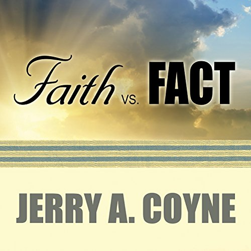 Faith Versus Fact audiobook cover art