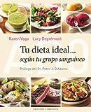 Tu Dieta Ideal... Según Tu Grupo Sanguíneo (SALUD Y VIDA NATURAL)