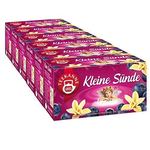 Teekanne Kleine Sünde 6er Pack