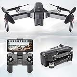 Drone 2K, Con Gran Angular 1080P Hd 120 & Deg;Cámara Ajustable, Avión De Vuelo De Altitud, Seguimiento Inteligente De Gps, Distancia De Control Remoto 1200M Rc Quadcopter, Para Niños Y Adultos Regal