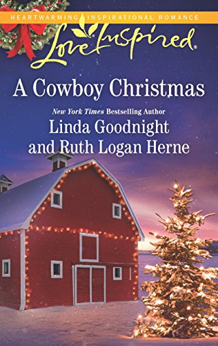 A Cowboy Christmas (Love Inspired)