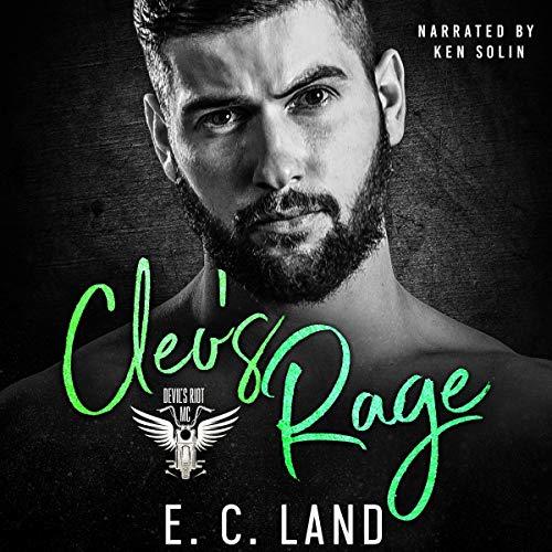 Cleo's Rage audiobook cover art
