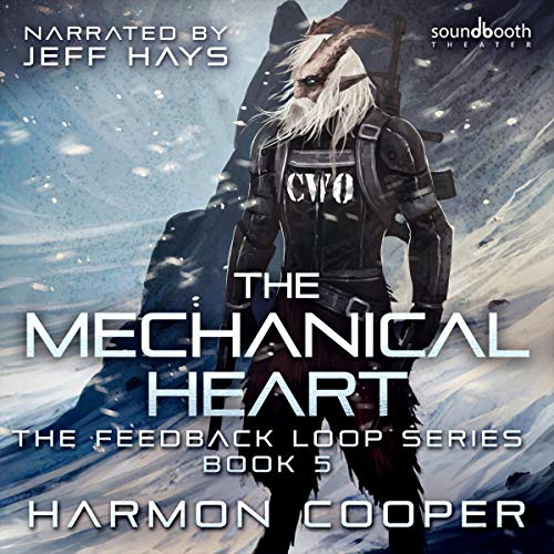 The Mechanical Heart audiobook cover art