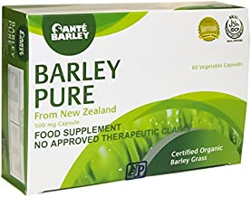4 Boxes of Sante Pure Barley New Zealand Blend- 60 Capsules
