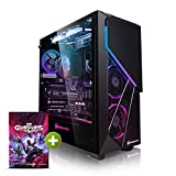 PC-Gaming AMD Ryzen 7 3700X 8x 4.40GHz Turbo • nvidia GeForce RTX3070 8GB • Windows 10 • 1000GB HDD •...