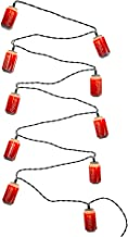 Kurt Adler CC0748 Coca-Cola Can Light Set, 10 Light