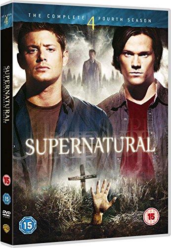 Supernatural: Season 4 [DVD] [2005] [2009]