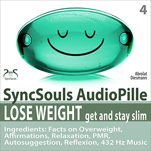 Lose Weight, Get and Stay Slim audiobook cover art