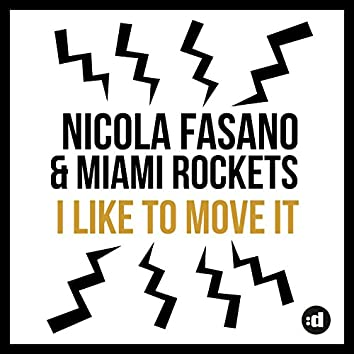 I Like to Move it (Spankers Remix)