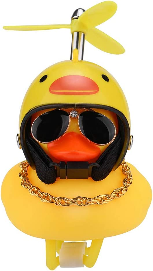 youeneom Lovely Kids Bike Max Super sale 83% OFF Bell Duck Children Light B Helmet