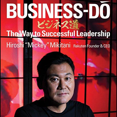 Business-Do audiobook cover art