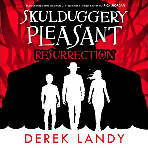 Resurrection     Skulduggery Pleasant, Book 10              By:                                                                                                                                 Derek Landy                               Narrated by:                                                                                                                                 Kevin Hely                      Length: 13 hrs and 59 mins     Not rated yet     Overall 0.0