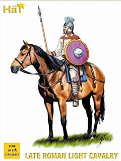 Hat Figures - Late Roman Light Cavalry - HAT8188 by Hat Industrie