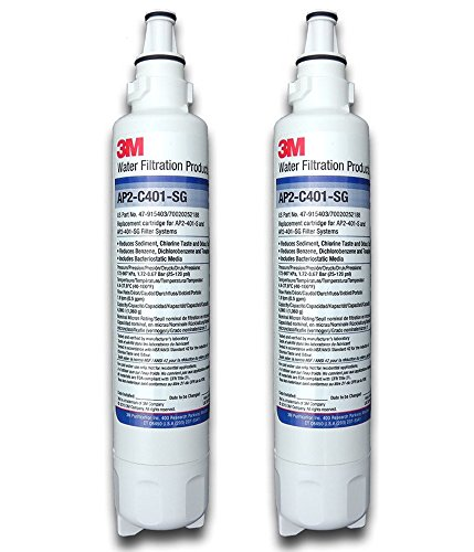2 x FC02 LINCAT EB3F, Replacement Water Filter Cartridge