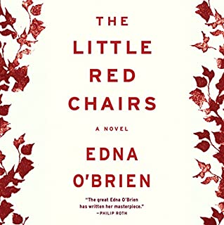 The Little Red Chairs audiobook cover art