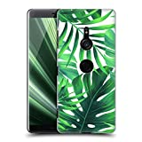 Official Haroulita Green Leaves 2 Hard Back Case Compatible