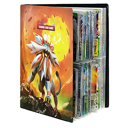 ZUJIFA Spielkarte Spielkarte Favorite Album Toy Collection Book Top Ladenliste Kleinkind Spielzeug Geschenk