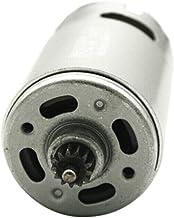 Motor de Engranaje Eléctrico de 14,4 V y 13 Dientes para Bosch,Taladro Eléctrico Profesional 14.4-2-LI/PSR14.4LI-2,Reemplazo de Accesorios del Motor,Herramientas Eléctricas de Metal