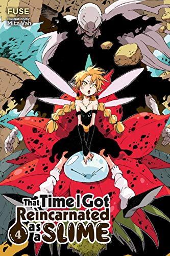 That Time I Got Reincarnated as a Slime, Vol. 4 (light novel) (That Time I Got Reincarnated as a Slime (light novel)) (English Edition)