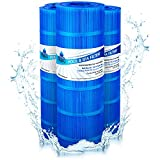 Premium Asepsis-Infused Replacement Swimming Pool & Spa Filter Cartridge For Hayward C1750, CX1750RE, Pleatco PA175, Unicel C-8417, FC-1294, Sta-Rite PXC 175, Waterway Pro PCCF-175, 25230-0175S 4-PACK