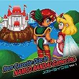 Rom Cassette Disk In Namco Banmes Inc -Mega Drive