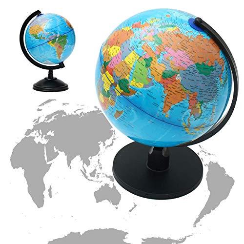 Terrarum 25 cm rotierende Weltkugel, Atlas Karte Geographie Bildung
