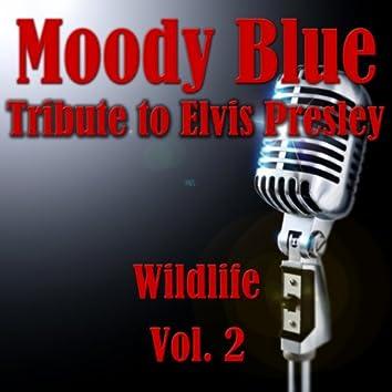 Moody Blue- Tribute To Elvis Presley, Vol. 2