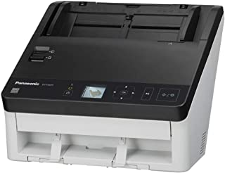 Panasonic KV-S1027C-MKII Document Scanner (New, Manufacturer Direct, 3 Year Warranty, 45 PPM, 100 ADF) by Optical Resources