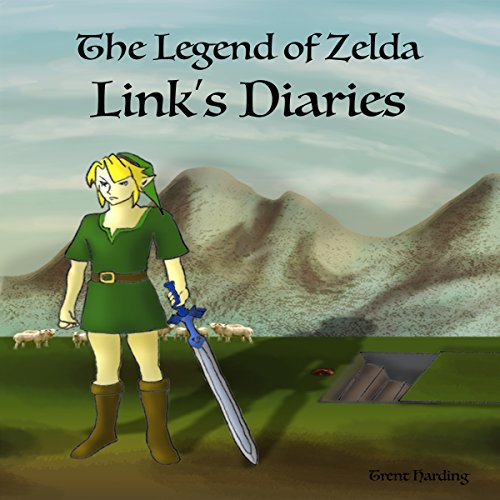 Legend of Zelda Continues: Links Diaries cover art