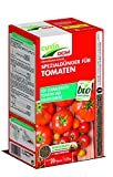 Cuxin BIO Tomatendünger mit 3 Monaten Langzeitwirkung   rein organischer Naturdünger   1,5kg   bis zu 20 Pflanzen   NPK 6-3-12
