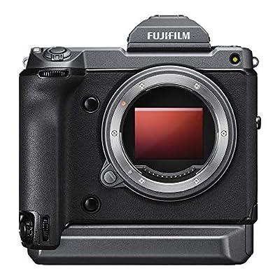 Fujifilm GFX 100 102MP Medium Format Digital Camera (Body Only),Black by FUJIFILM