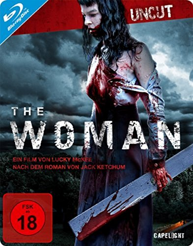 The Woman (Blu-ray) (Limited Steelbook Edition) [Limited Edition]